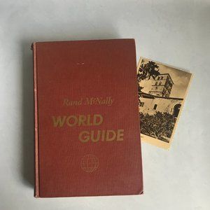 Styled Home Decor: Cognac Linen Book - World Guide